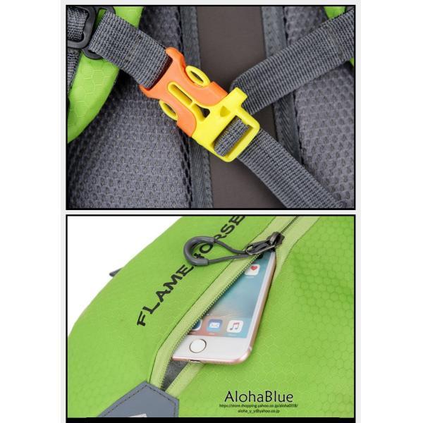 リュックサック メンズ リュック バックパック 登山バッグ 登山リュック 大容量 デイパック 旅行 アウトドア バッグ ハイキング 2020|aloha0118|13