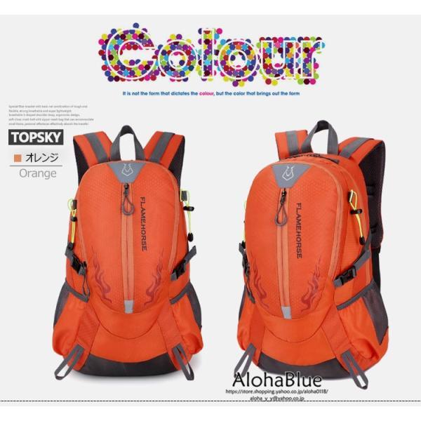 リュックサック メンズ リュック バックパック 登山バッグ 登山リュック 大容量 デイパック 旅行 アウトドア バッグ ハイキング 2020|aloha0118|14