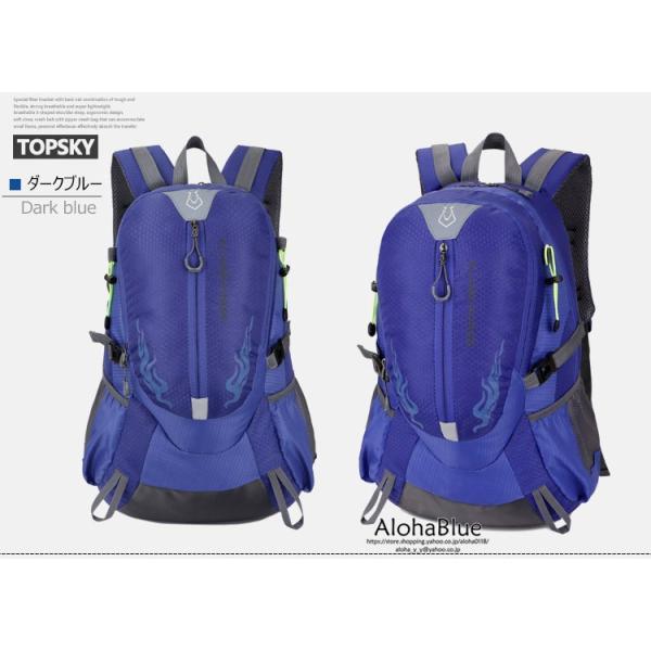 リュックサック メンズ リュック バックパック 登山バッグ 登山リュック 大容量 デイパック 旅行 アウトドア バッグ ハイキング 2020|aloha0118|16