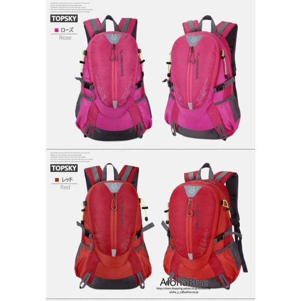 リュックサック メンズ リュック バックパック 登山バッグ 登山リュック 大容量 デイパック 旅行 アウトドア バッグ ハイキング 2020|aloha0118|17
