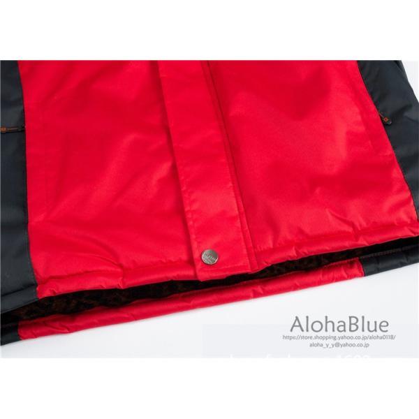 登山ウェア メンズ マウンテンジャケット アウトドア マウンテンパーカー ハイキングジャケット 防水 防寒着 2019|aloha0118|14