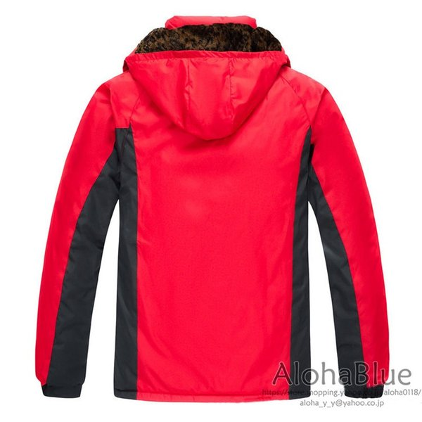 登山ウェア メンズ マウンテンジャケット アウトドア マウンテンパーカー ハイキングジャケット 防水 防寒着 2019|aloha0118|07