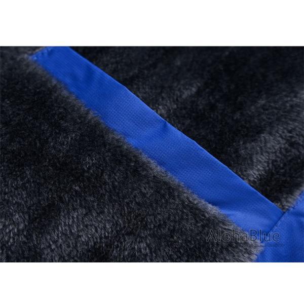 登山ウェア メンズ マウンテンジャケット アウトドア 裏起毛 マウンテンパーカー ハイキングジャケット 防水 防寒着 厚手 2019|aloha0118|12