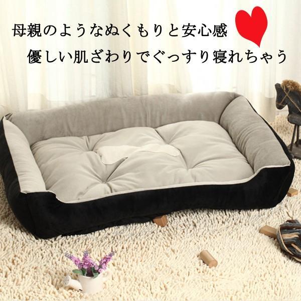 犬用ベッド 中型犬用  大型犬用 10倍ポイント(ベッド・マット/カドラー/ペットベッド)(犬用品/ペット用品/ペット用インテリア 寝具) aloha2017-store