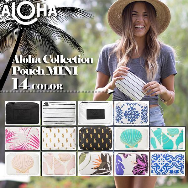 アロハコレクション Aloha Collection Pouch MINI POUCH 撥水ポーチ 5058026