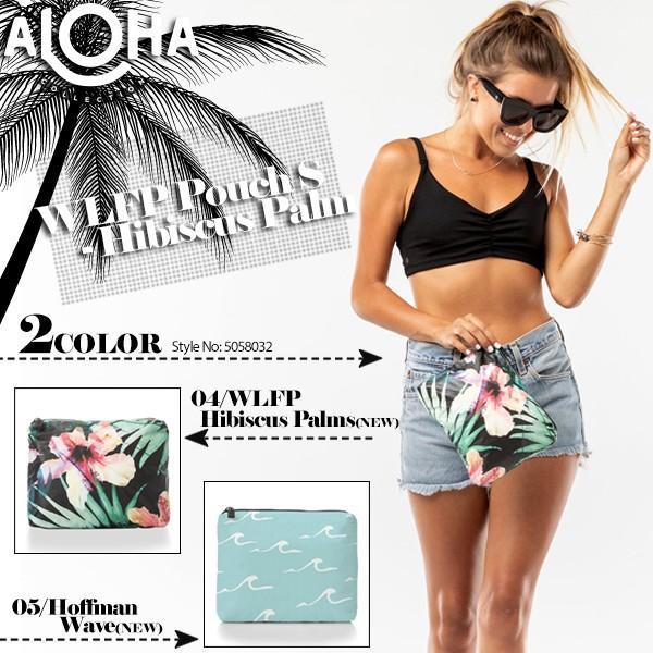 アロハコレクション Aloha Collection Transfer Pouch S 5058032