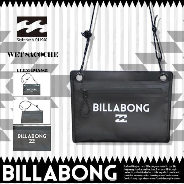 ビラボン サコッシュバッグ WET SACOCHE アウトドア 海 メンズ BILLABONG AJ011-940