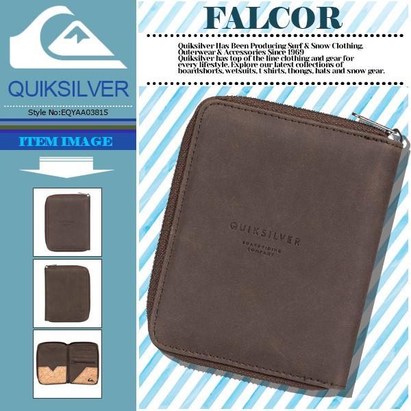 財布 クイックシルバー メンズ FALCOR ウォレット QUIKSILVER EQYAA03815