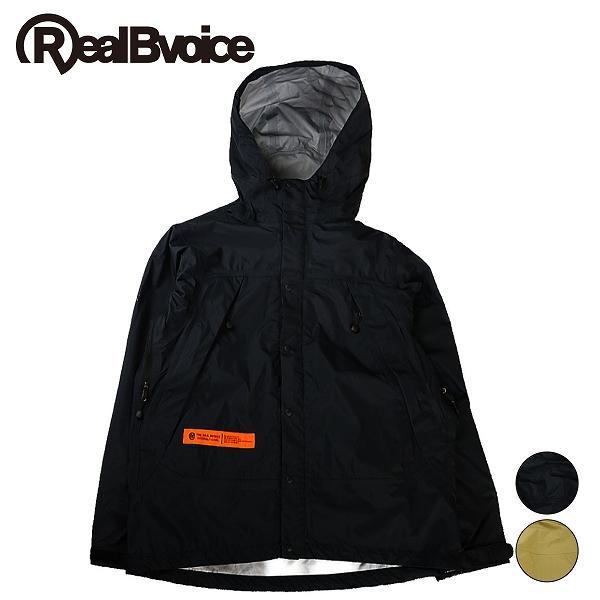 リアルビーボイス ウインドシェルマウンテンパーカー メンズ REALBVOICE GEAR MOUNTAIN PARKER RealBvoice 10091-10499