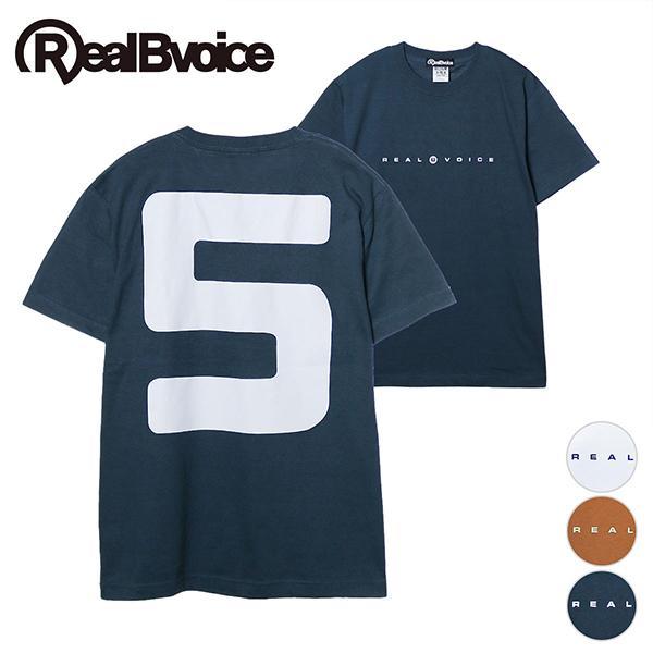 リアルビーボイス Tシャツ メンズ NO.5 RBV T-SHIRT RealBvoice 10231-11053