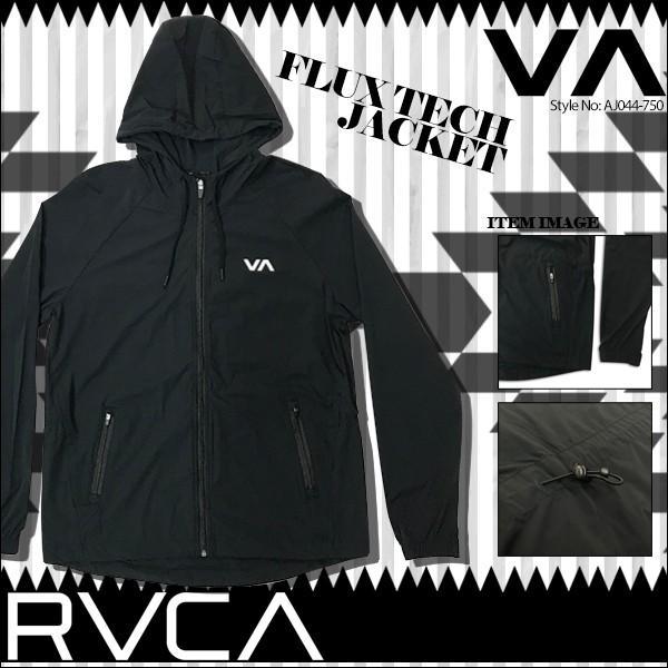 ルーカ ジャケット RVCA SPORT レディース FLUX TECH JACKET RVCA AJ044-750