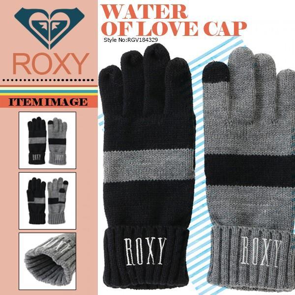ロキシー レディース ニットグローブ 手袋 ROXY RGV184329