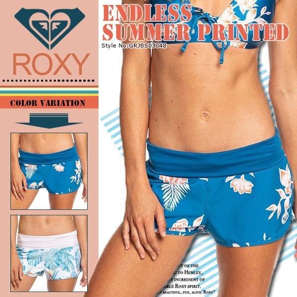 ロキシー ボードショーツ レディース ENDLESS SUMMER PRINTED ROXY GRJBS03048