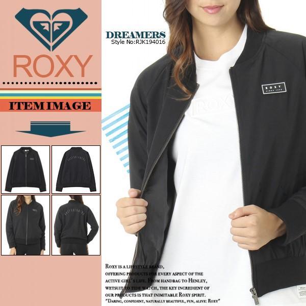 ロキシー ジャケット レディース MA1ジャケット ROXY DREAMERS ROXY RJK194016