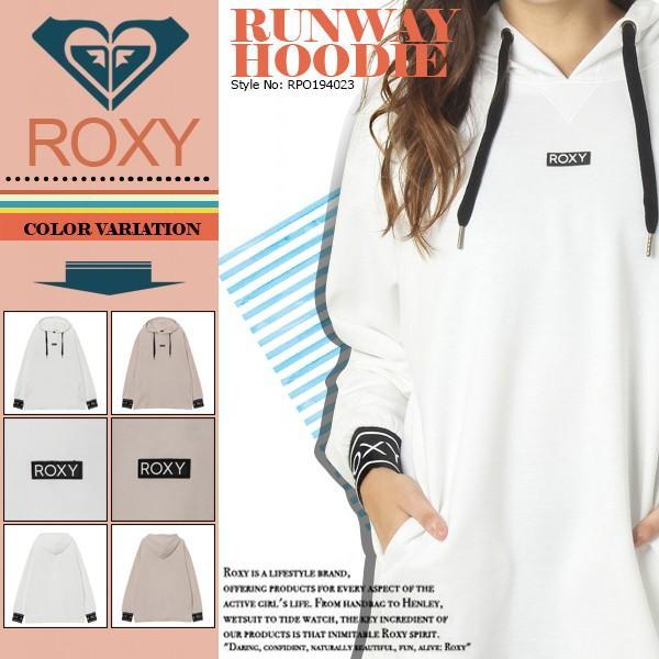ロキシー RUNWAY HOODIE ROXY RPO194023
