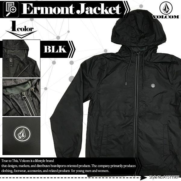 ボルコム VOLCOM ERMONT JACKET A1511907