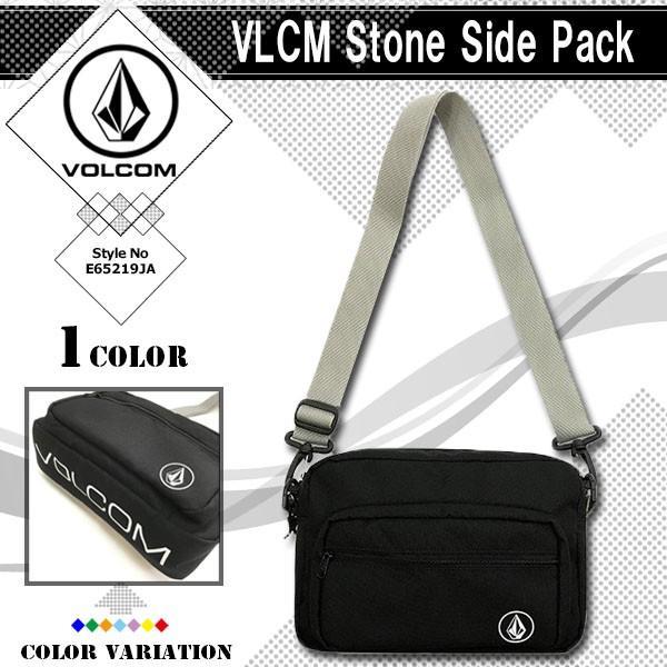 ボルコム メンズ ショルダーバック VOLCOM VLCM Stone Side Pack E65219JA