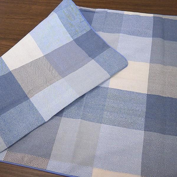 チェック柄 枕カバー ファスナー付き サイズ 43x63cm 綿100% 日本製 alor21 04