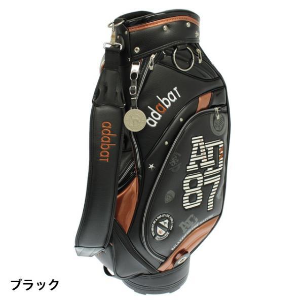 アダバット ABC301GR キャディバッグ メンズ ゴルフ Adabat|alpen-group|02