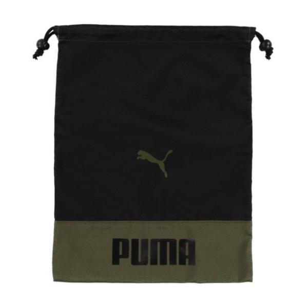 プーマ シューズケース ベーシック シューズ バッグ 867783 メンズ ゴルフ ブラック PUMA