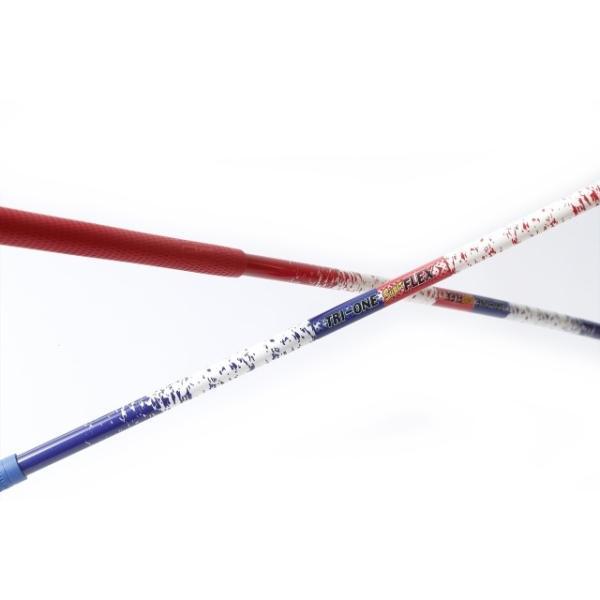 ロイヤルコレクション TRI-ONE Super FLEX (83411546) ゴルフ スイング練習器具 ROYAL COLLECTION alpen-group