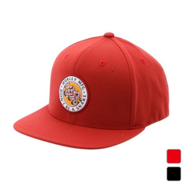 ハーレー メンズ サーフ 帽子 キャップ M DONT SNAKE HAT CQ8659 Hurley