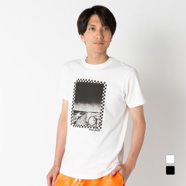 オーシャンパシフィック メンズ サーフ 半袖Tシャツ 519504 OCEAN PACIFIC OP