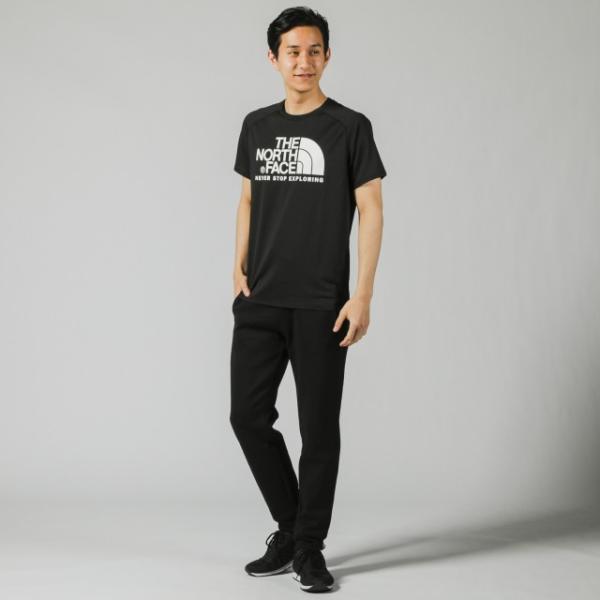 ザ ノース フェイス THE NORTH FACE メンズ 陸上/ランニング 半袖Tシャツ S/S GTD LOGO CREW NT31970|alpen-group|02