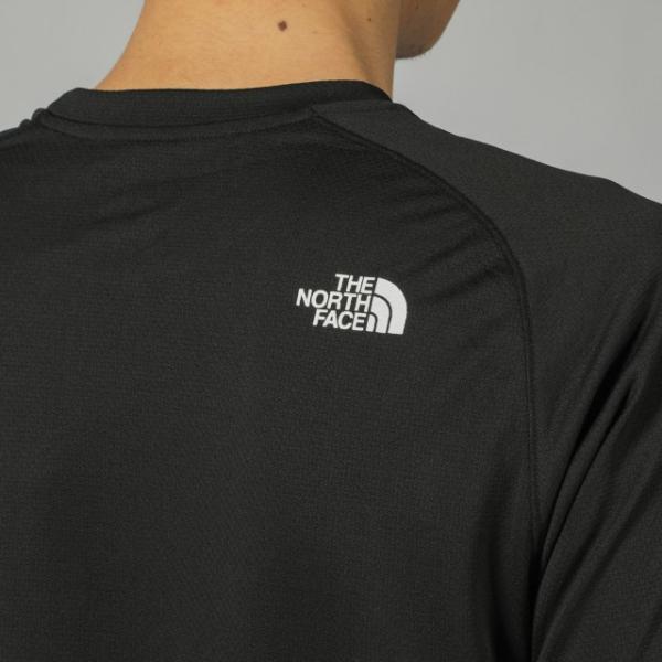 ザ ノース フェイス THE NORTH FACE メンズ 陸上/ランニング 半袖Tシャツ S/S GTD LOGO CREW NT31970|alpen-group|04