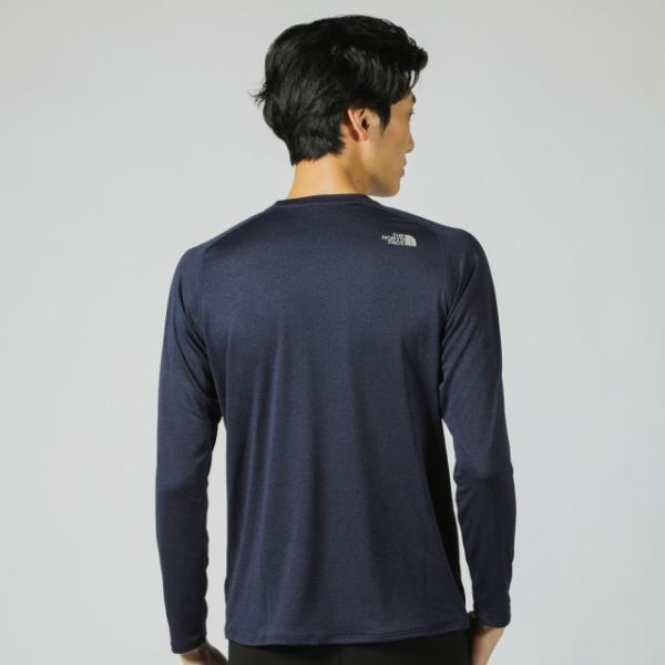 ザ ノース フェイス 陸上 ランニング 長袖Tシャツ L/S GTD MELANGE CR NT61889 THE NORTH FACE alpen-group 03