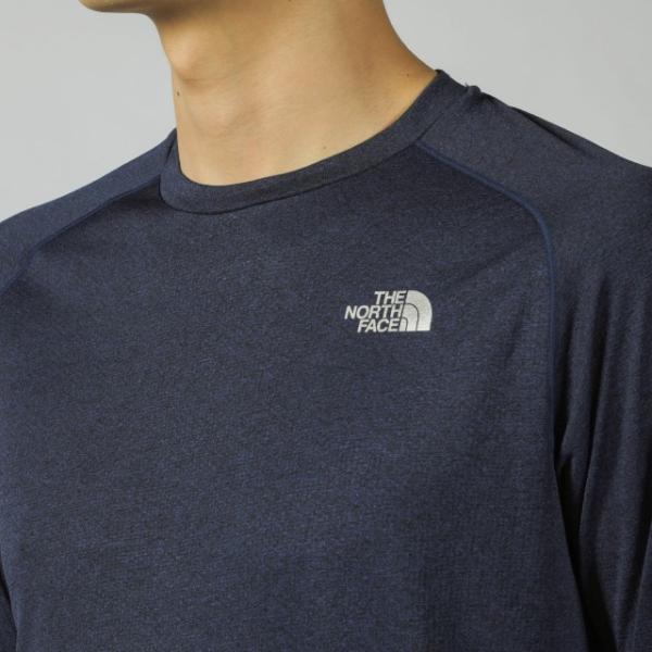 ザ ノース フェイス 陸上 ランニング 長袖Tシャツ L/S GTD MELANGE CR NT61889 THE NORTH FACE alpen-group 04