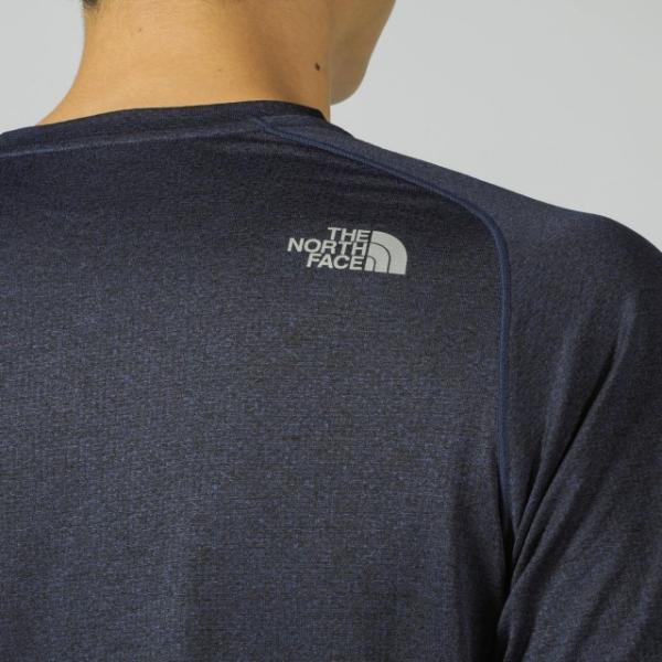 ザ ノース フェイス 陸上 ランニング 長袖Tシャツ L/S GTD MELANGE CR NT61889 THE NORTH FACE alpen-group 05