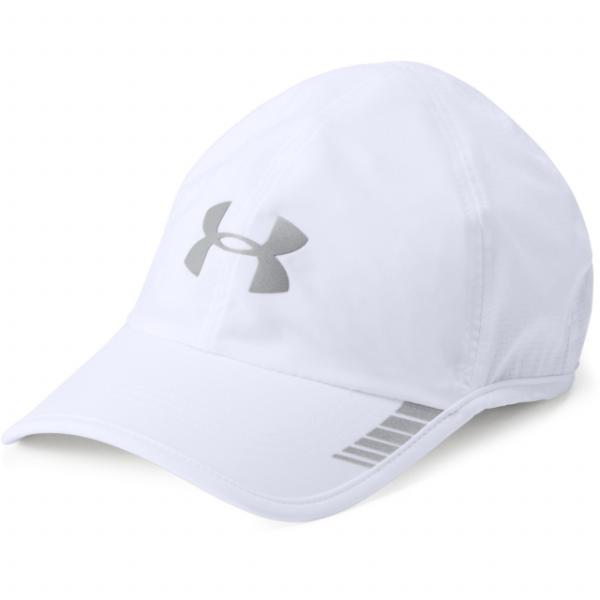 アンダーアーマーメンズ陸上/ランニングキャップUAMensAVCap1305003100帽子:ホワイトUNDERARMOUR