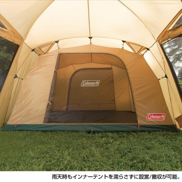 コールマン タフスクリーン2ルームハウス (2000031571) キャンプ テント Coleman|alpen-group|07