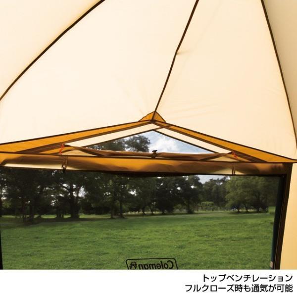 コールマン タフスクリーン2ルームハウス (2000031571) キャンプ テント Coleman|alpen-group|08