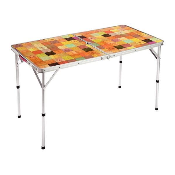 RoomClip商品情報 - コールマン ナチュラルモザイクリビングテーブル/120プラス 2000026751 キャンプ テーブル Coleman
