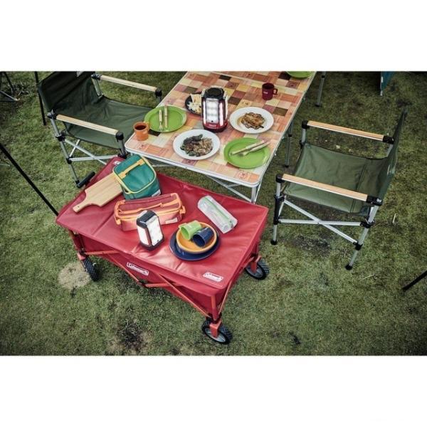 コールマン アウトドアワゴン テーブル 2000033140 キャンプ Coleman|alpen-group|04