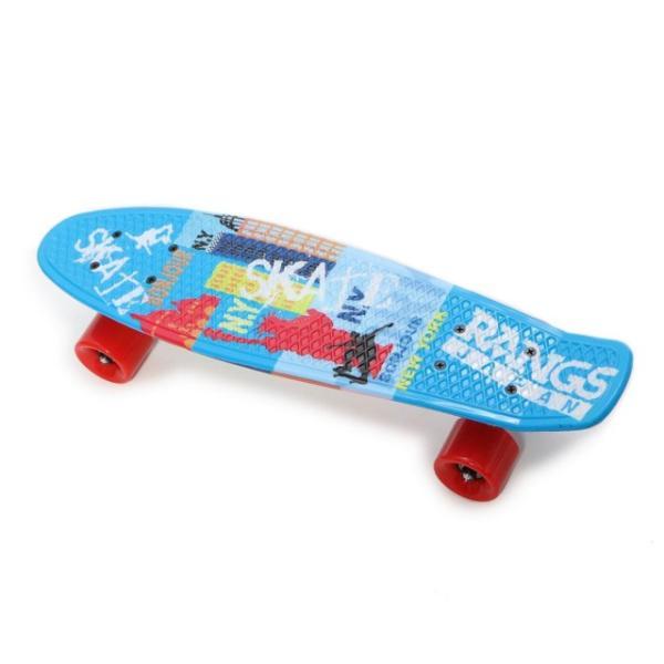 ラングスジャパン ラングスR2ミニクルーザー ブルー 106486 BL スケートボード rangsjapan