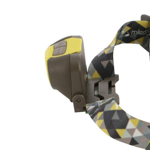 マイルストーン MS-B6 900173 トレッキング ヘッドライト