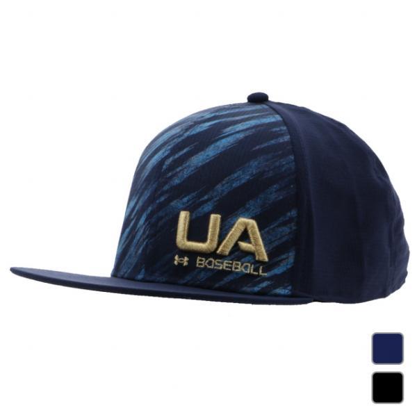 アンダーアーマー メンズ 野球 キャップ UA Baseball Armour Vent Cap 1364506 UNDER ARMOUR