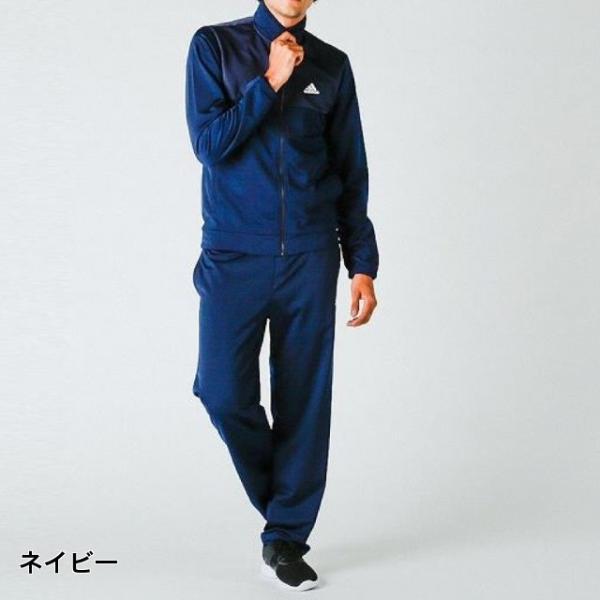 アディダス メンズ ジャージ 上下セット カラーブロックトラックスーツ MMJ73 adidas|alpen-group|03