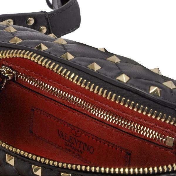 ヴァレンティノ ガラヴァーニ VALENTINO GARAVANI ベルトバッグ SMALL BELT BAG レディース NERO/BIANCO QW0B0B46XQC OTTICO NER
