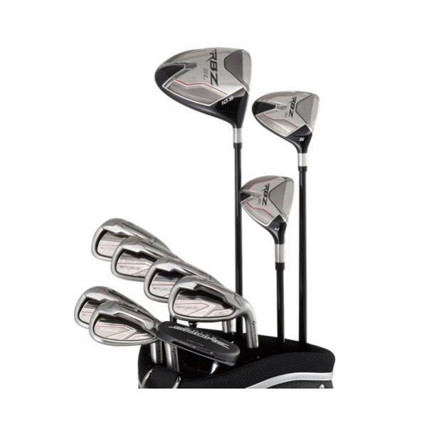 Golfschläger TaylorMade Irons 5-SW RocketBallz SL Steel Golfschläger & -ausrüstungsartikel Regular Shaft RocketBallz