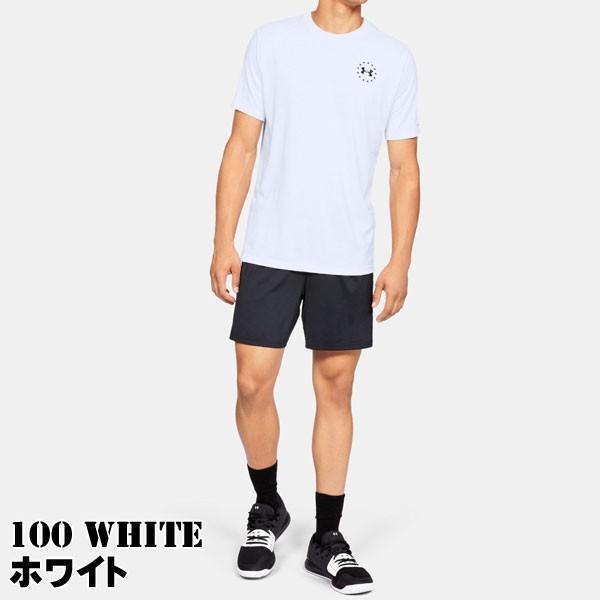 アンダーアーマー ヒートギア 半袖 メンズ Tシャツ 1333350 Under Armour Heatgear USAモデル|alphagolf|03