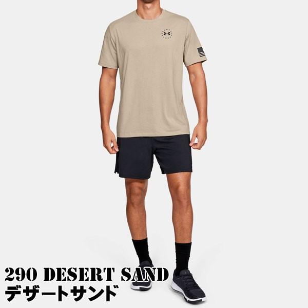 アンダーアーマー ヒートギア 半袖 メンズ Tシャツ 1333350 Under Armour Heatgear USAモデル|alphagolf|04