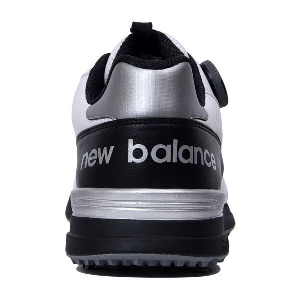 2019年モデル ニューバランス ゴルフ boa ソフトスパイク シューズ メンズ MGB574 V2 (W2 / T2) / 日本正規品 / NEW BALANCE|alphagolf|07
