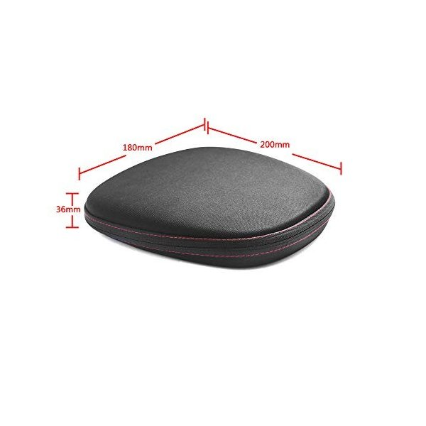 ソニー Sony WI-1000X WI-H700 WI-C400 MDR-XB70BT MDR-EX750BT MUC-M2BT1 SBH90CJP 等ネックバンド型のヘッドセット用 保護バッグ (|alt-mart|04