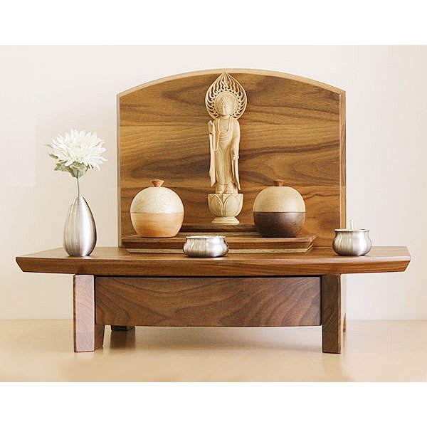 コアボトル 骨つぼ 骨壺 幅6.8cm 高さ7.5cm 天然木ナラ ブラックチェリー 手元供養 クラフト 木製 日本製 職人 仏具 仏壇 セール ALTAR|altar|06