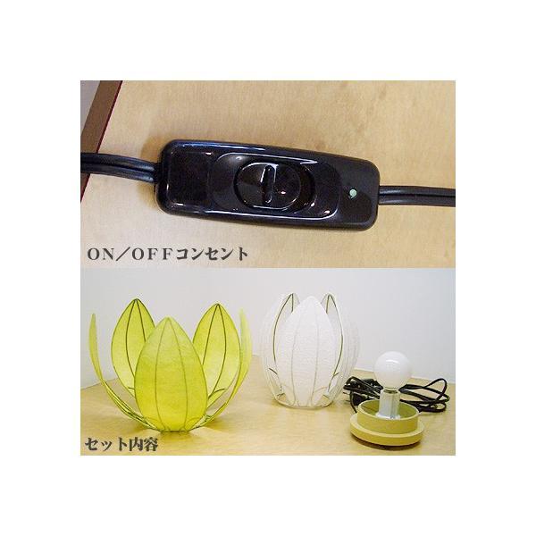 盆提灯 はなあかり カラー3色 花のつぼみ デザイン ライト 照明 仏具 職人 日本製 美しい 送料無料 ALTAR アルタ|altar|06