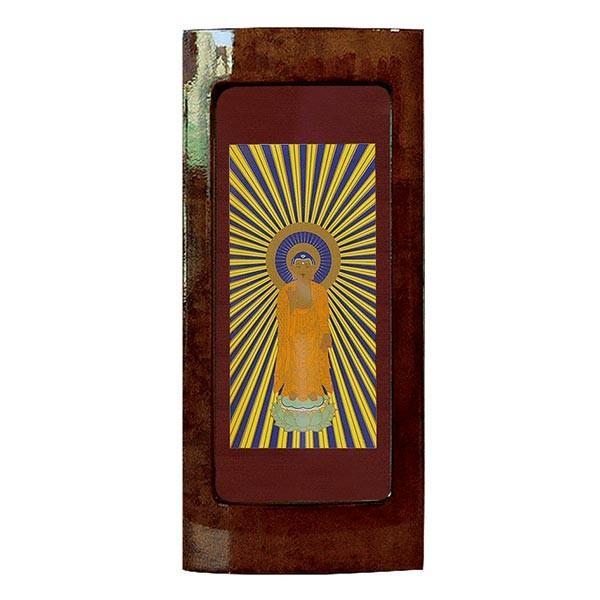 掛軸 Sサイズ 1幅 カラー2色 仏画 22種類 天然木 バーズアイメープル 日本製 浄土真宗 スタンド式 磨き塗装 仏具 送料無料 ALTAR 仏壇 モダン|altar|08